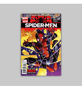 Spider-Men 2 2nd. printing 2012
