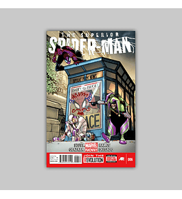 Superior Spider-Man 6 2013