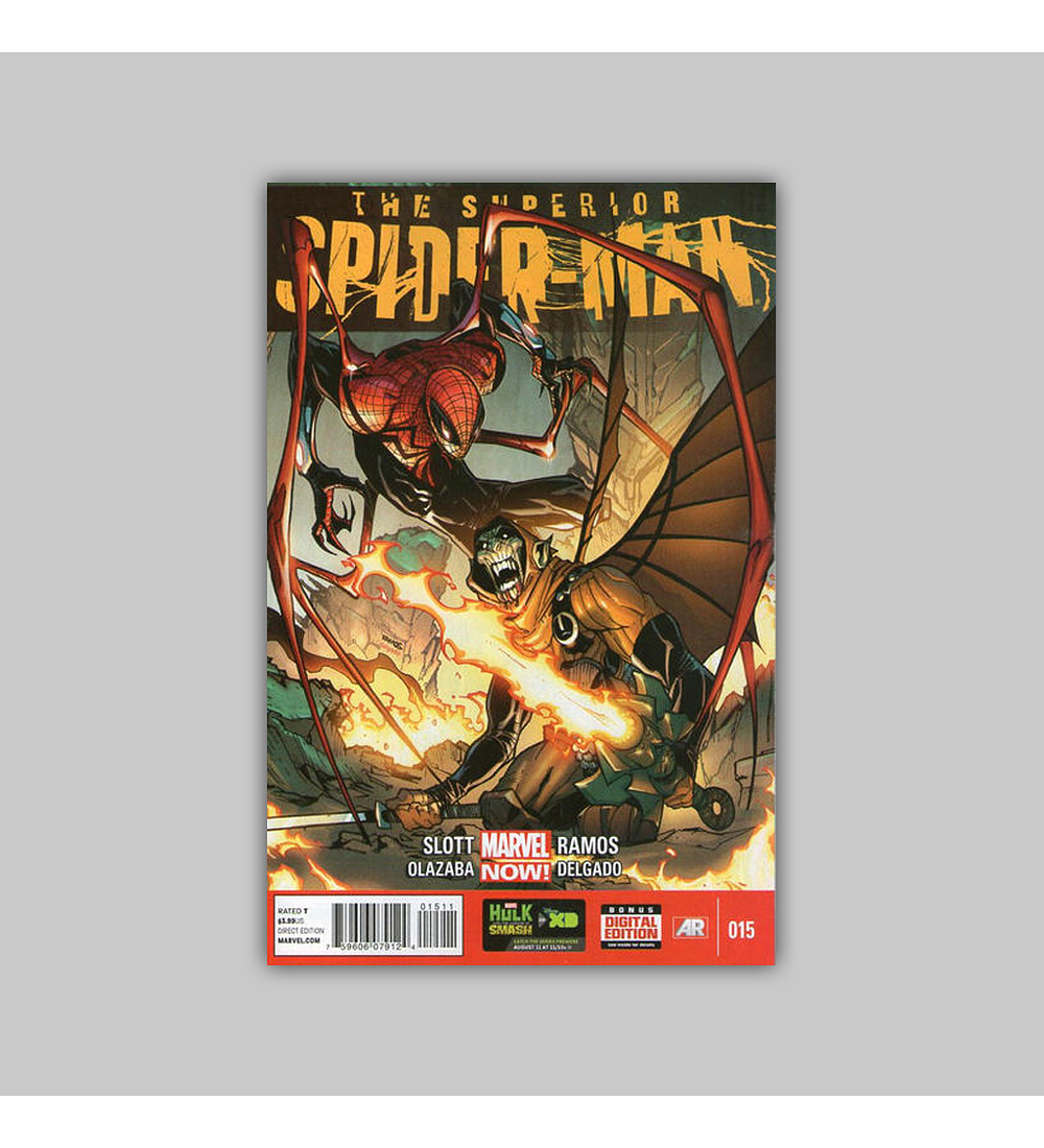 Superior Spider-Man 15 2013