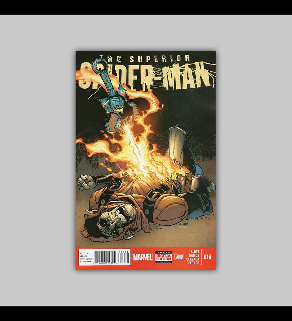 Superior Spider-Man 16 2013