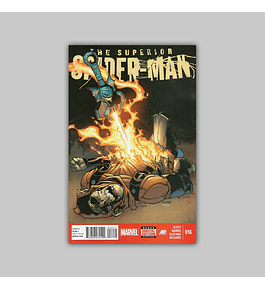 Superior Spider-Man 16 2013