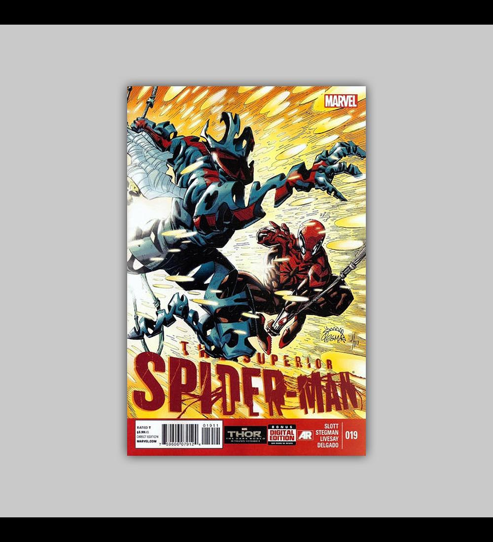Superior Spider-Man 19 2013