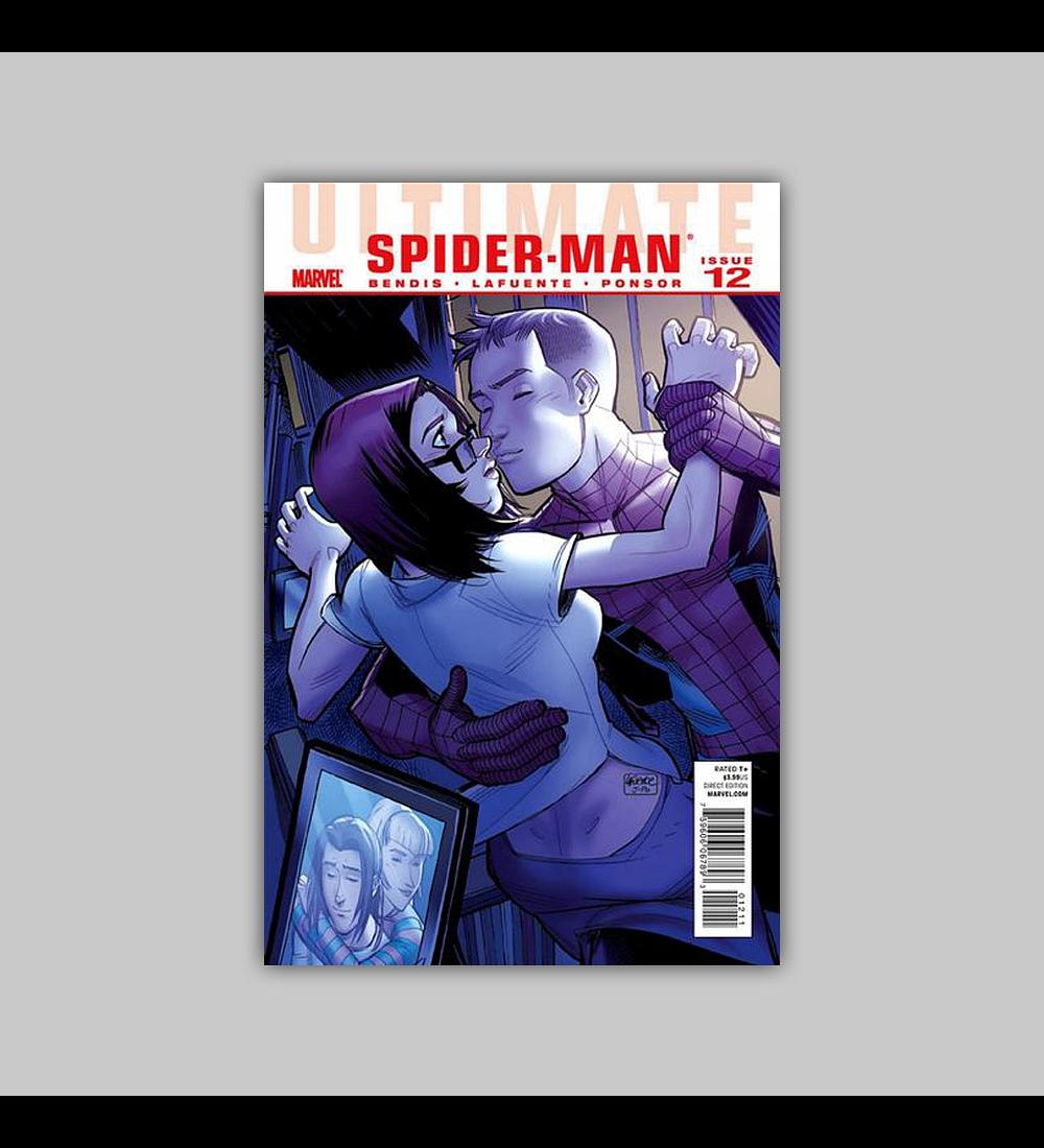 Ultimate Comics Spider-Man 12 2010