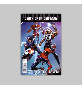 Ultimate Comics Spider-Man 157 2011