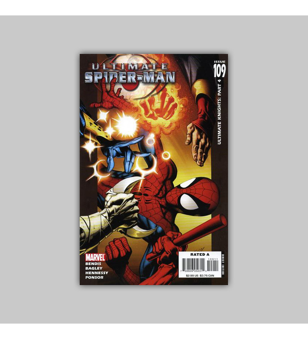 Ultimate Spider-Man 109 2007