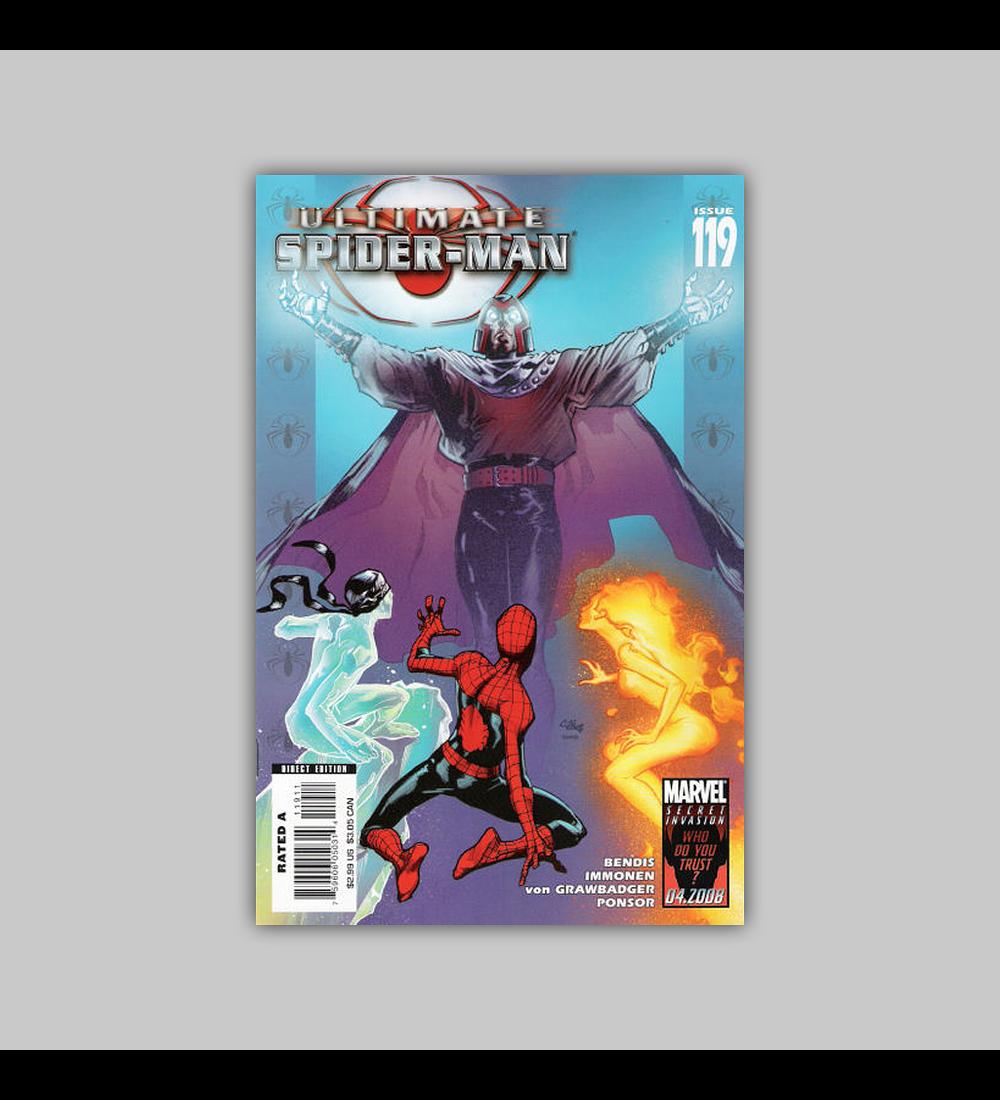 Ultimate Spider-Man 119 2008