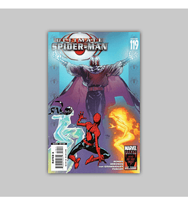 Ultimate Spider-Man 119 2008
