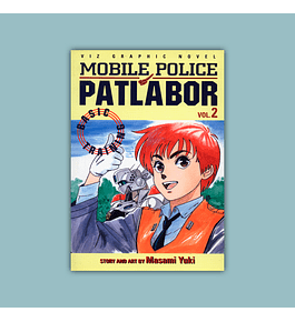 Mobile Police Patlabor Vol. 02: Basic Trainning