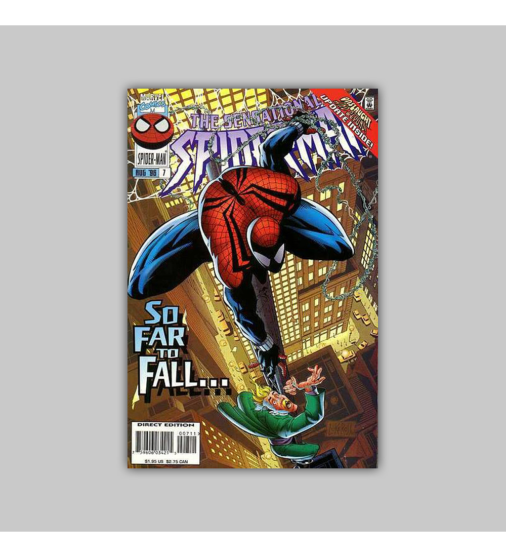 The Sensational Spider-Man 7 1996