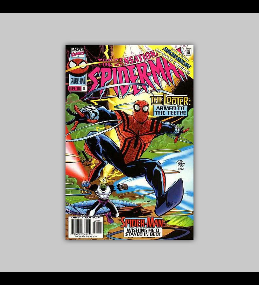 The Sensational Spider-Man 8 1996