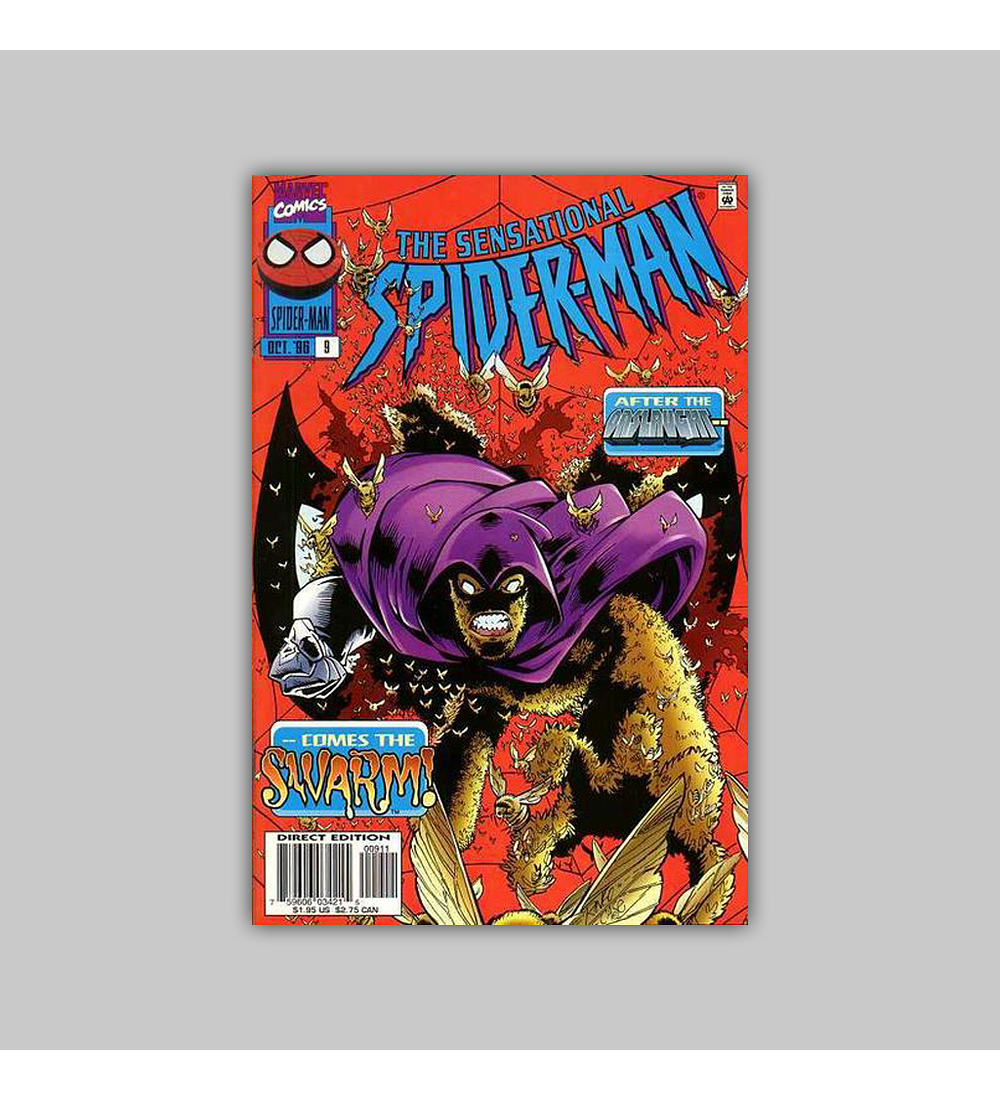 The Sensational Spider-Man 9 1996