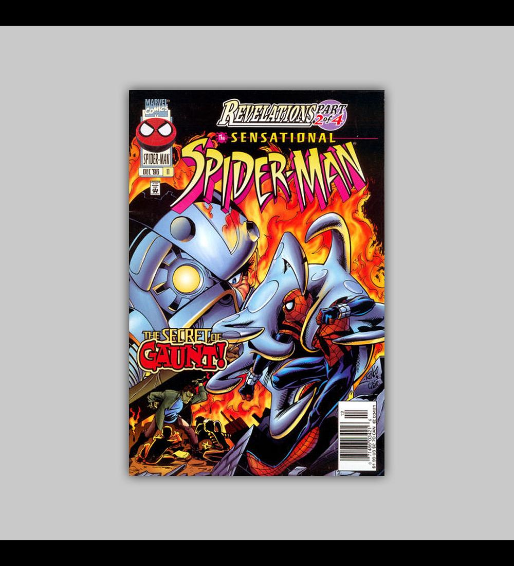The Sensational Spider-Man 11 1996