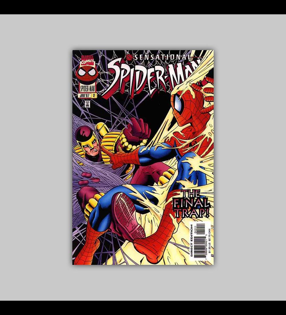 The Sensational Spider-Man 12 1997