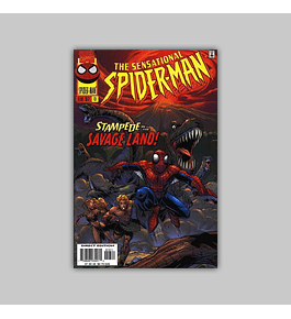 The Sensational Spider-Man 13 1997