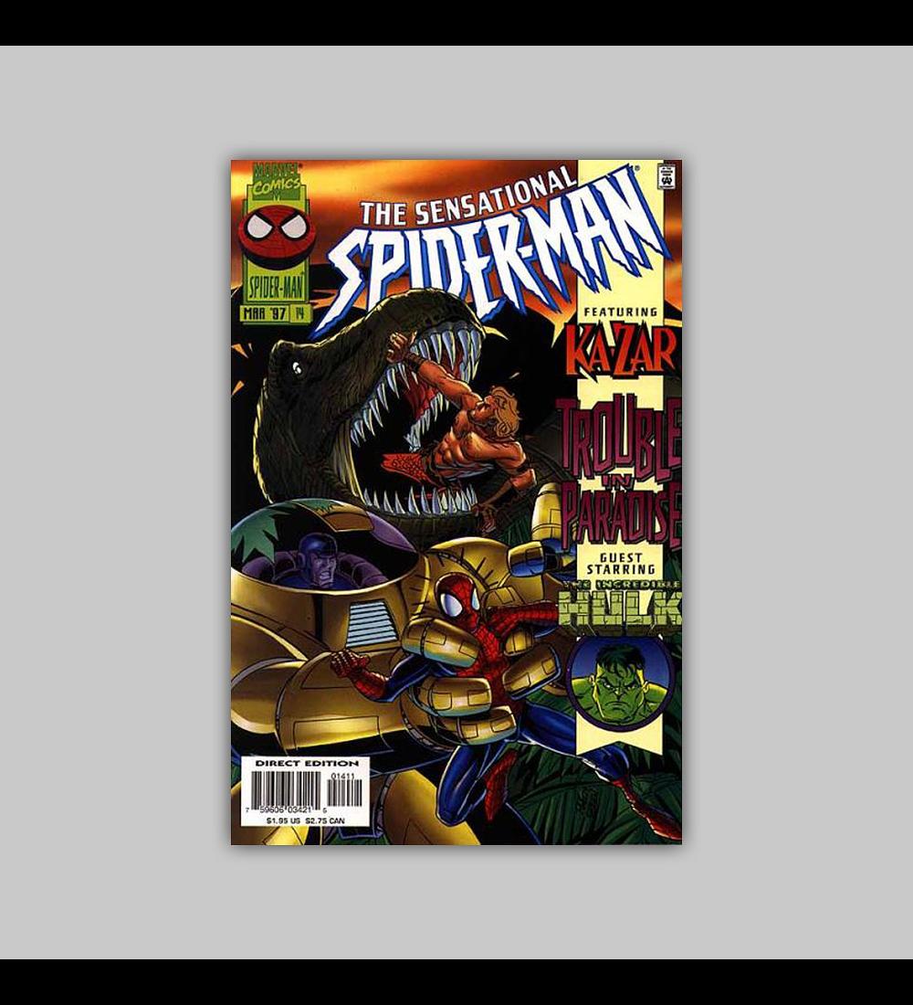 The Sensational Spider-Man 14 1997