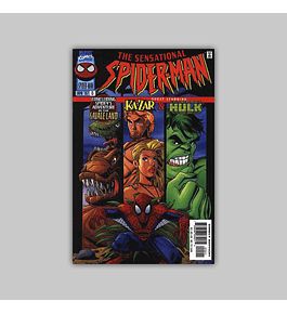 The Sensational Spider-Man 15 1997