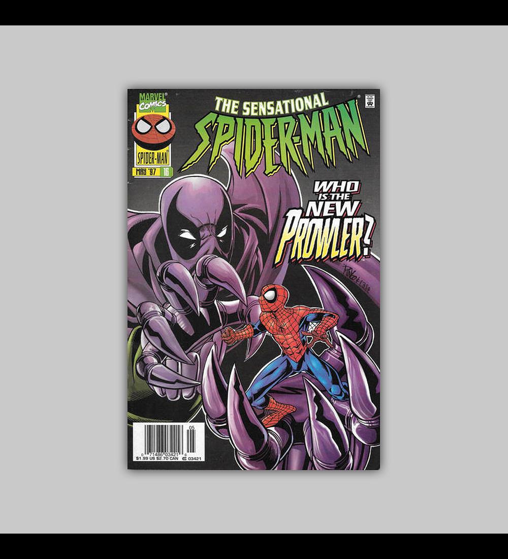 The Sensational Spider-Man 16 1997