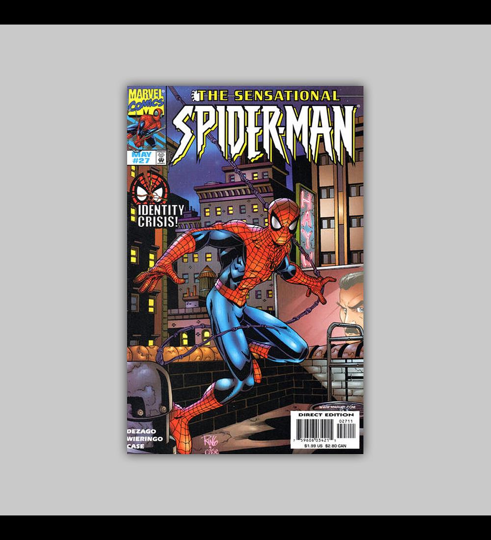 The Sensational Spider-Man 27 1998