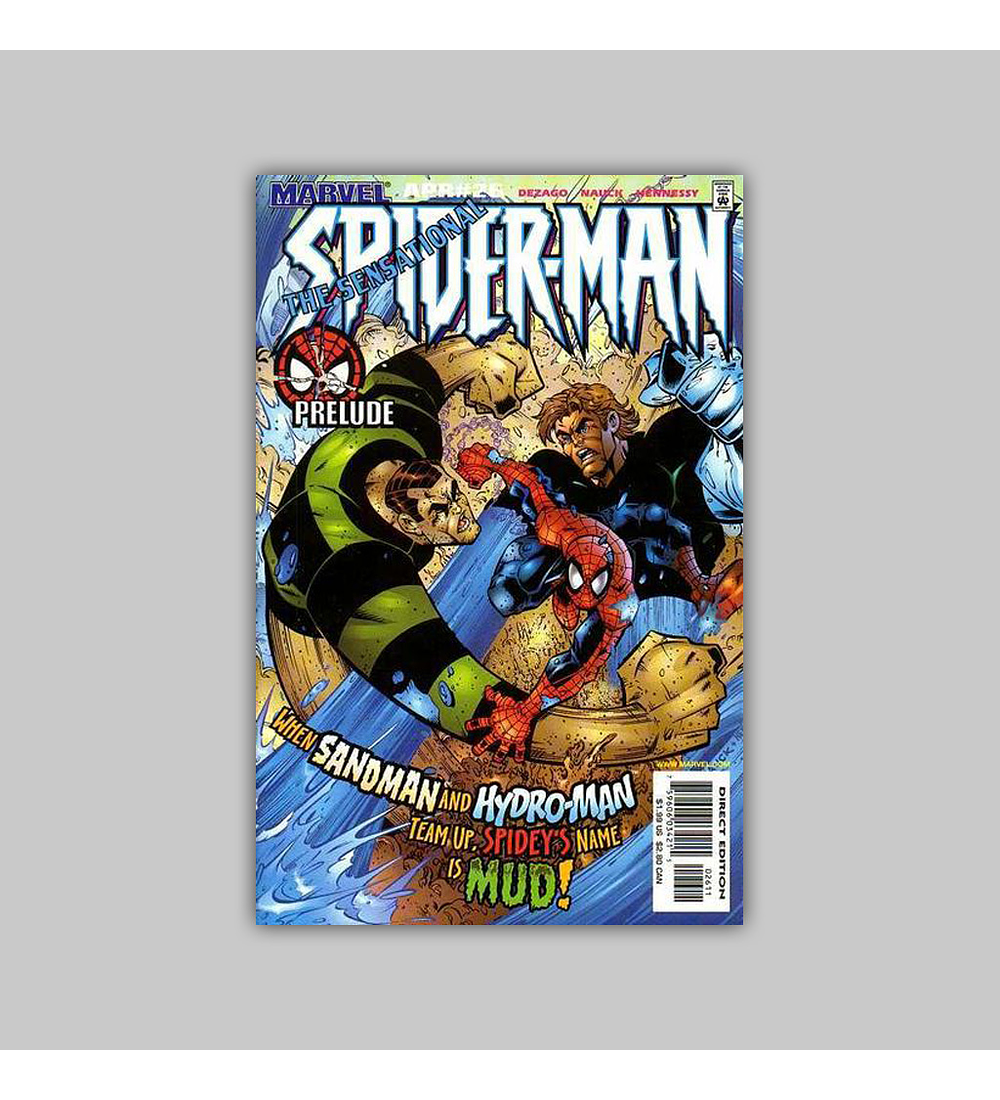 The Sensational Spider-Man 26 1998
