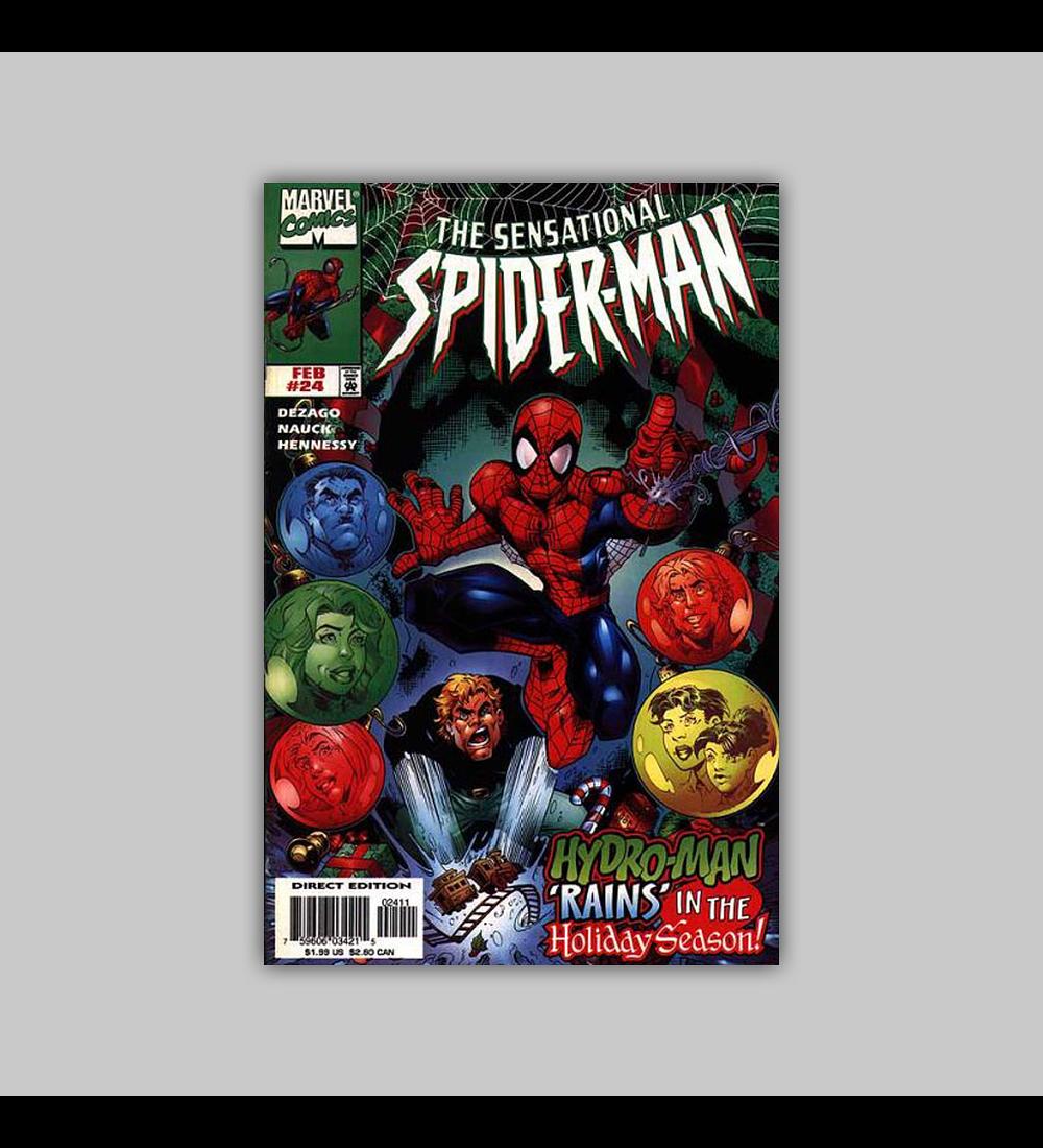 The Sensational Spider-Man 24 1998