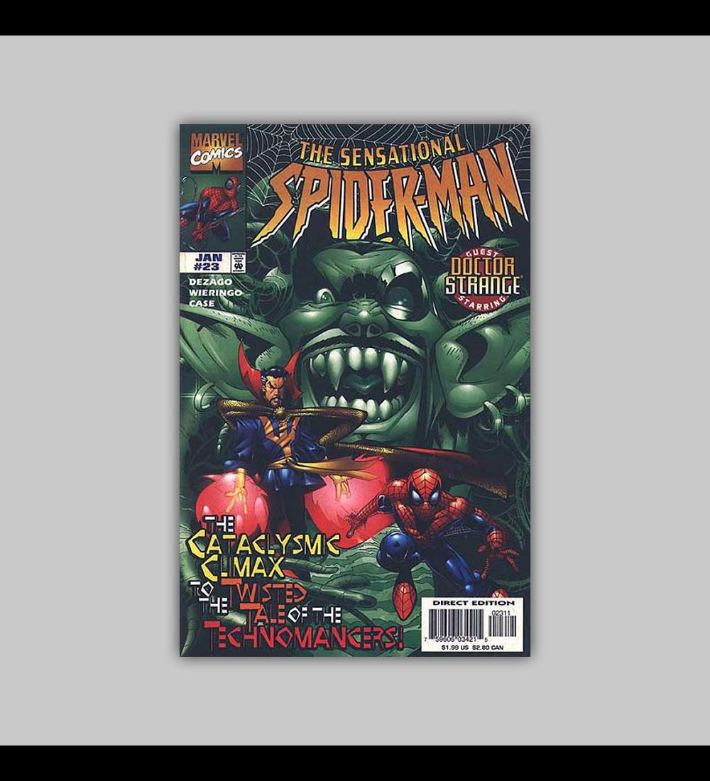 The Sensational Spider-Man 23 1998