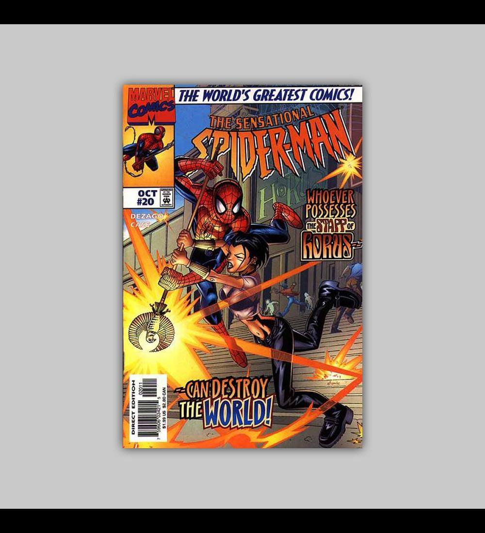 The Sensational Spider-Man 20 1997