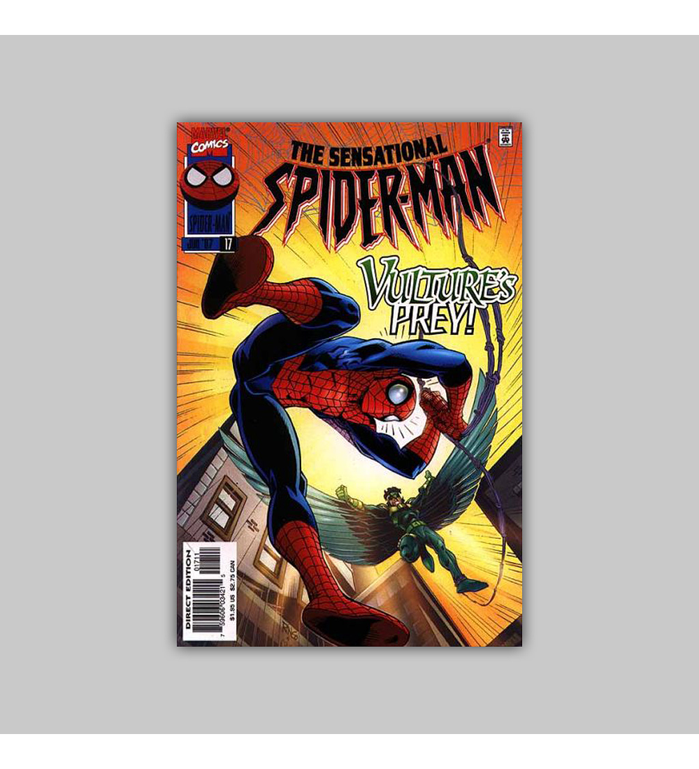 The Sensational Spider-Man 17 1997