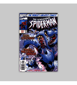 The Sensational Spider-Man 22 1997