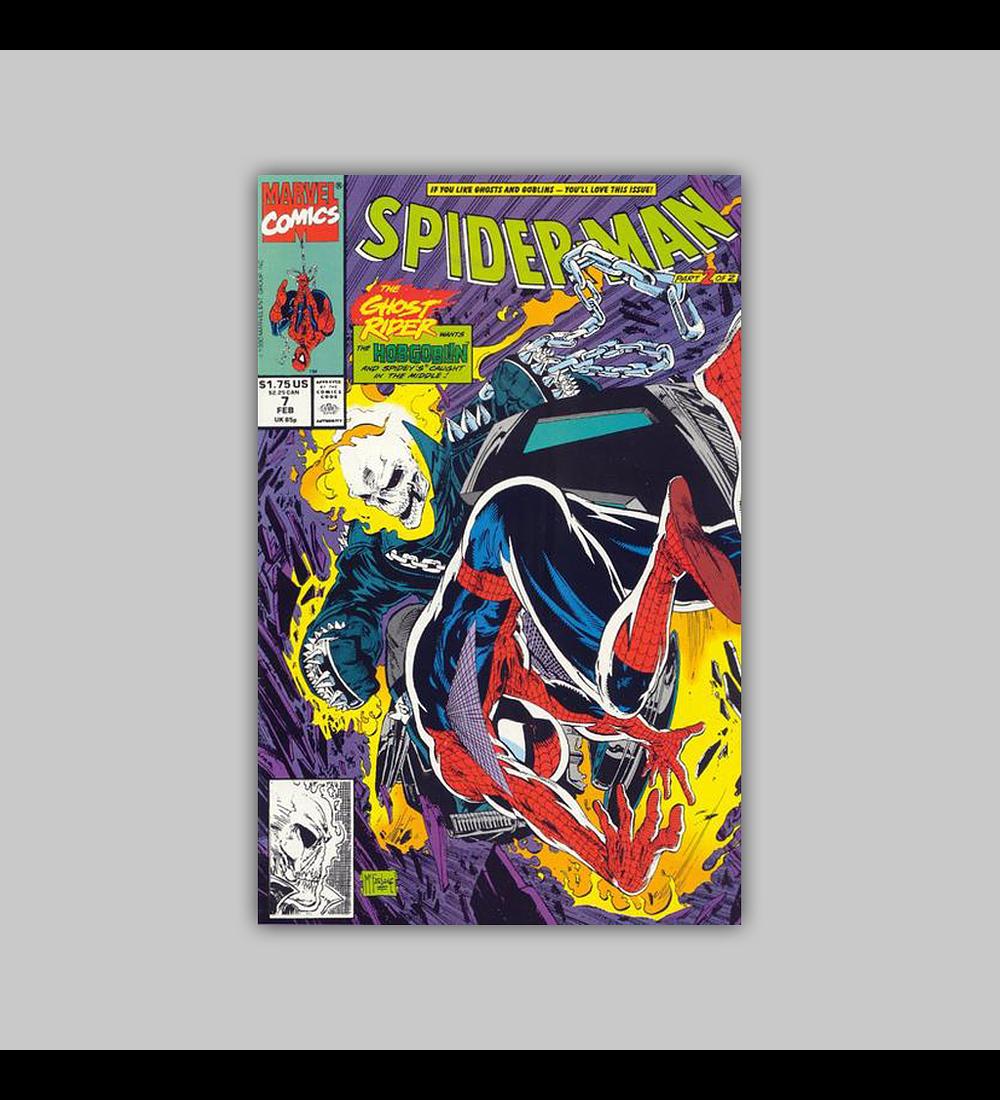 Spider-Man 7 1991