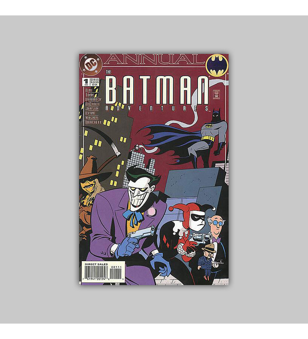 Batman Adventures Annual 1 1994