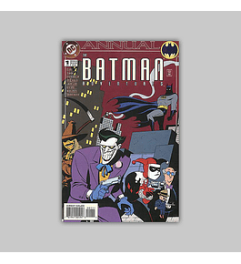 Batman Adventures Annual 1 1994