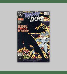 Hawk & Dove 5 1988