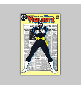 Vigilante 1 VF/NM (9.0) 1983