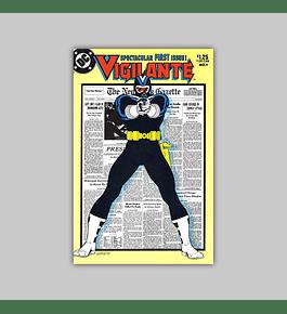 Vigilante 1 VF/NM (9.0) 1983