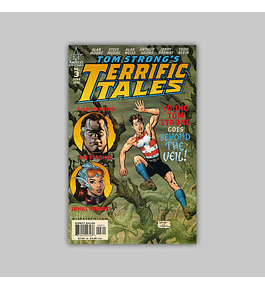 Tom Strong's Terrific Tales 3 2002