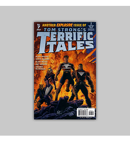 Tom Strong's Terrific Tales 7 2003