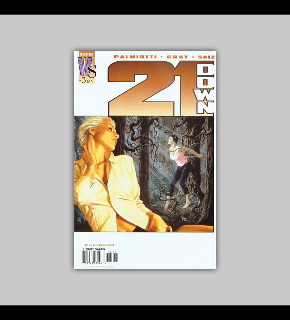 21 Down 3 2003