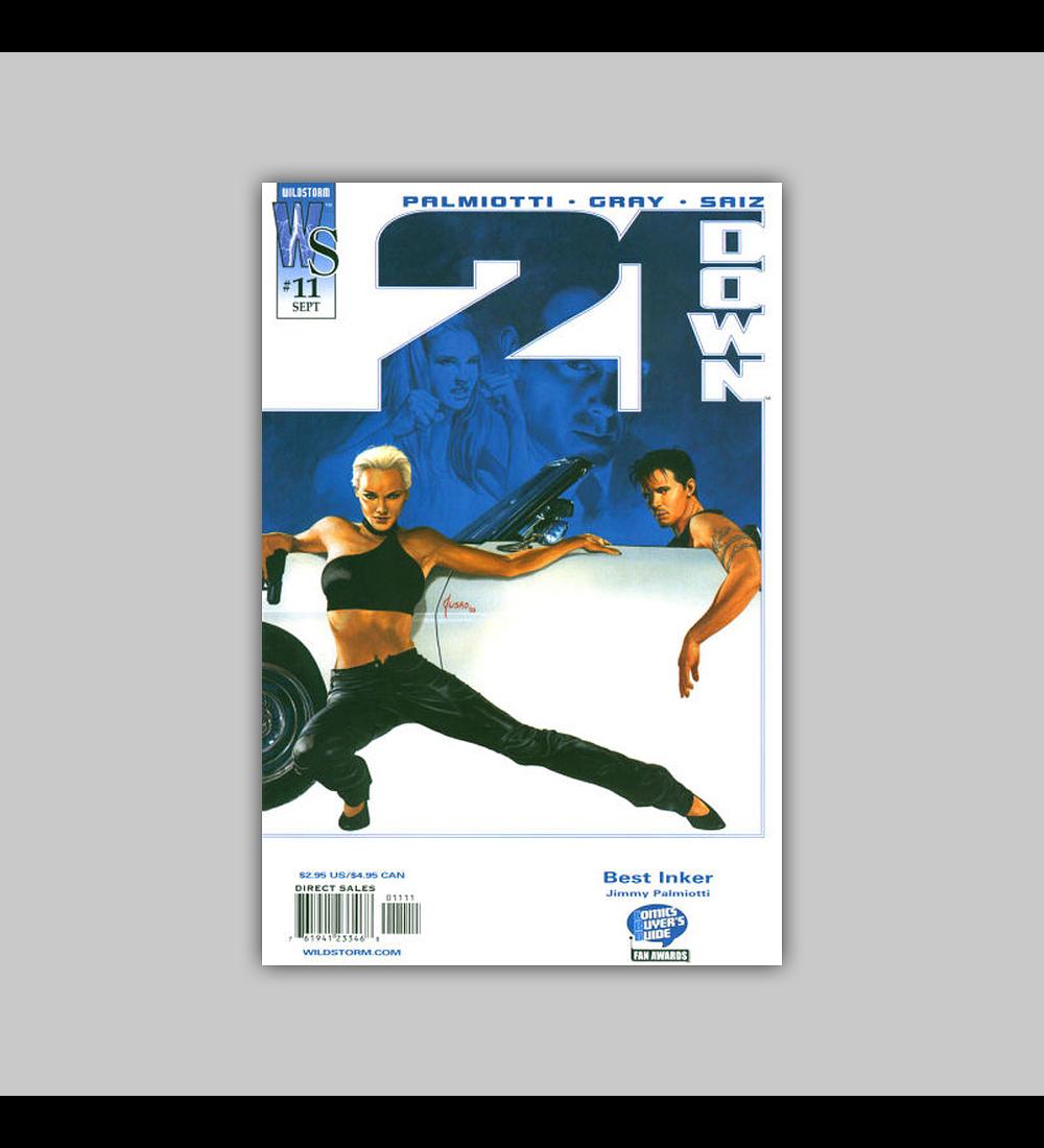 21 Down 11 2003