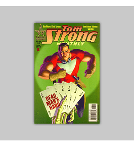 Tom Strong 6 2000