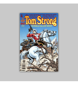 Tom Strong 8 2000