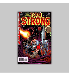 Tom Strong 14 2001