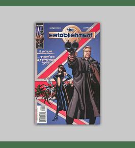 The Establishment 1 2001