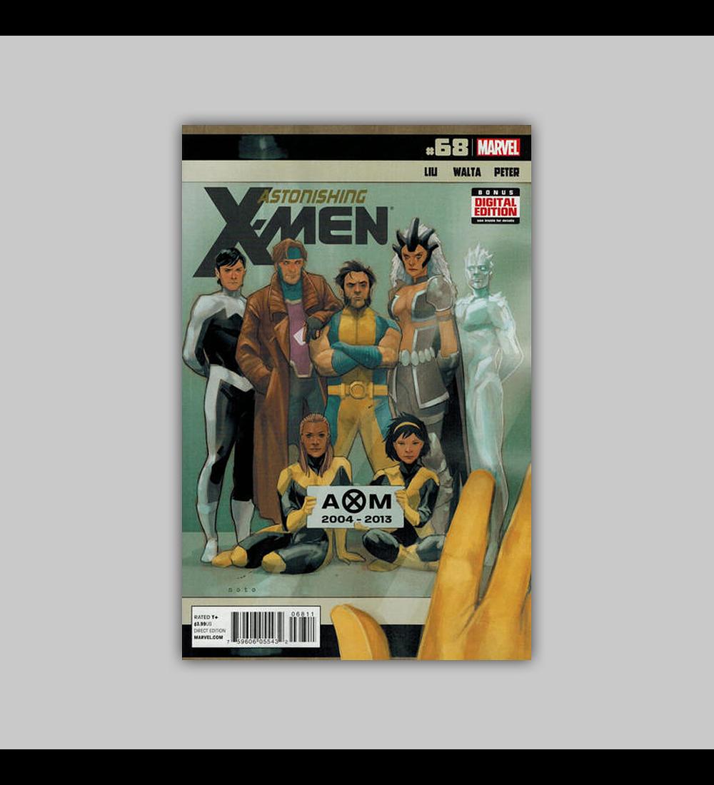 Astonishing X-Men 68 2013