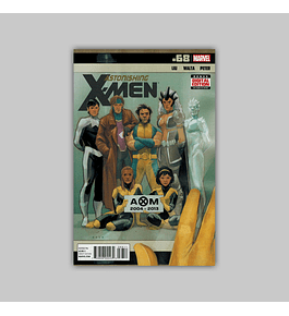 Astonishing X-Men 68 2013