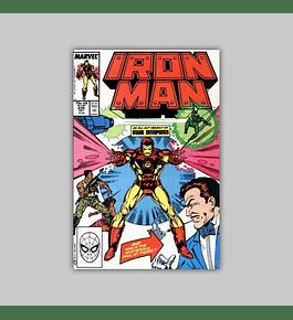 Iron Man 235 1988