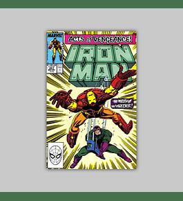 Iron Man 251 1989