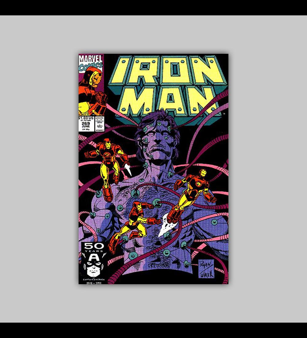 Iron Man 269 1991