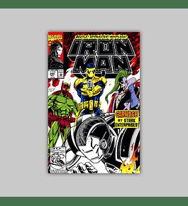 Iron Man 285 1992
