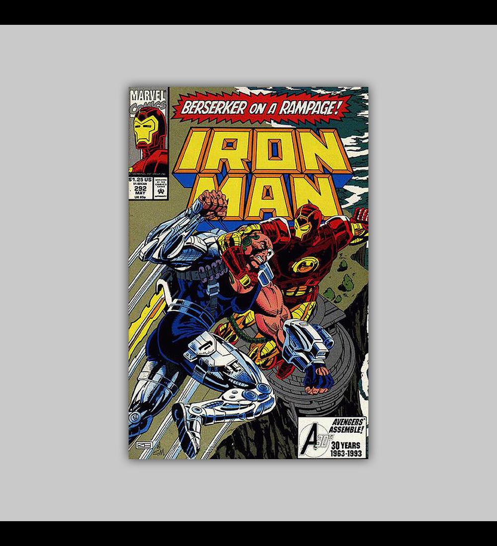 Iron Man 292 1993