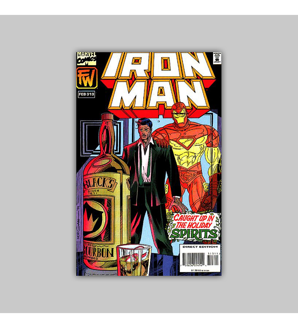 Iron Man 313 1995